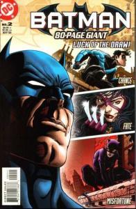 Batman: 80-Page Giant #2, NM + (Stock photo)