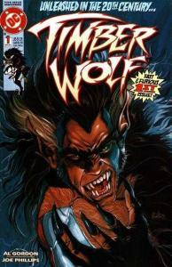 Timber Wolf #1, VF+ (Stock photo)