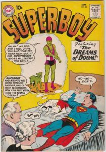 Superboy #83 (Sep-60) FN+ Mid-High-Grade Superboy