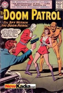 Doom Patrol (1964 series) #90, VG- (Stock photo)