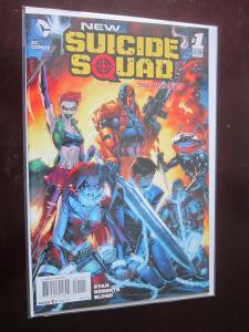 Suicide Squad #1 A - 8.5 - 2014