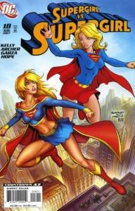 Supergirl (2005 series) #18, NM (Stock photo)