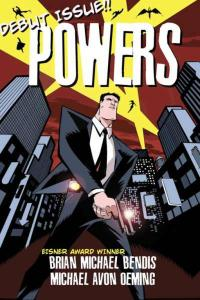 Powers (2000 series) Firsts #1, VF (Stock photo)