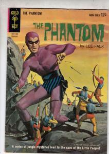 Phantom, The #2 (Feb-63) FN/VF Mid-High-Grade The Phantom