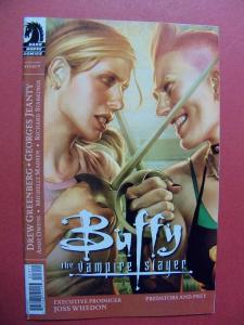 BUFFY THE VAMPIRE SLAYER #23 ART COVER PREDATORS AND (9.4 or better) DARK HORSE