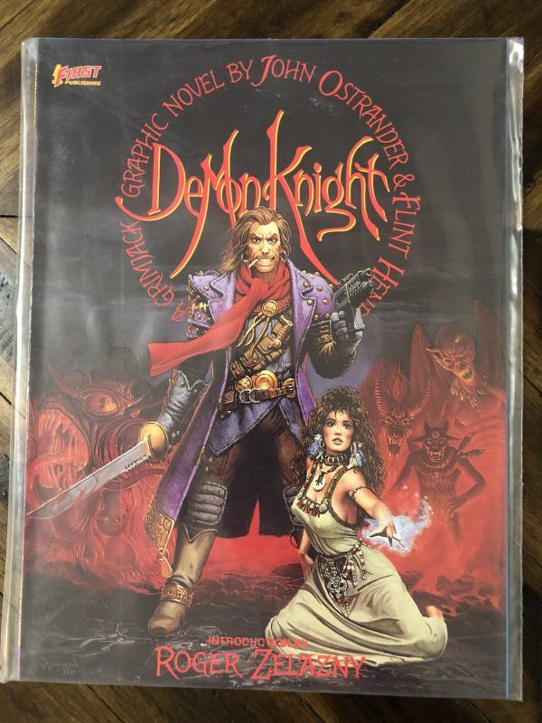 Demon Knight by John Ostrander