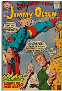 JIMMY OLSEN 109 FN+ Mar. 1968