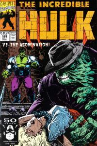Incredible Hulk (1968 series) #383, NM- (Stock photo)