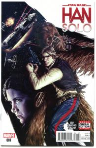 STAR WARS HAN SOLO #1 2 3 4 5, NM, 2016, 5 issues in all, Harrison Ford, 1-5, A