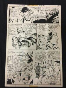 Girls' Love Stories #169 Page 14 Original Comic Art Colletta Jay Scott Pike