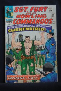 Sgt. Fury and his Howling Commandos, #30,