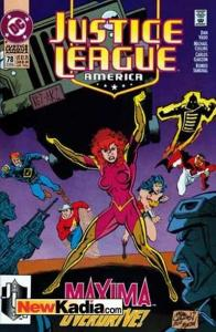 Justice League (1987 series) #78, NM (Stock photo)