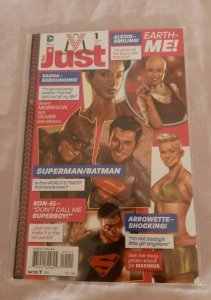 THE MULTIVERSITY: THE JUST #1 (2015) DC COMICS GRANT MORRISON! BEN OLIVER! NM