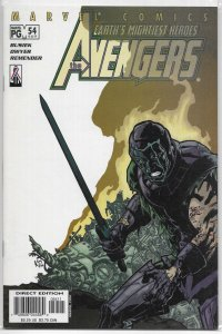 Avengers (vol. 3, 1998) #54/469 FN (Kang War 11) Busiek/Dwyer, She-Hulk
