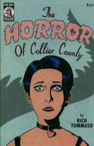 Horror of Collier County #1, NM- (Stock photo)