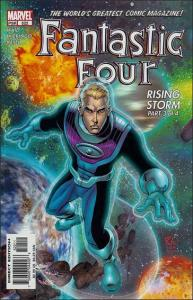 Marvel FANTASTIC FOUR (1961 Series) #522 VF