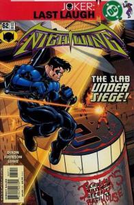 Nightwing (1996 series) #62, NM + (Stock photo)