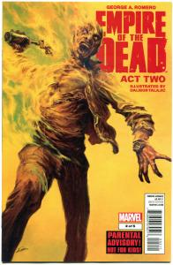 EMPIRE of the DEAD II #2, NM, George Romero, Zombies, 2014, more Horror in store