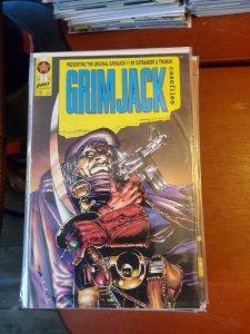 Grimjack Casefiles #3 (1991)