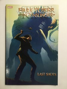 Dark Tower The Gunslinger Last Shots Tpb Softcover Sc Very Fine Vf 8.0 Marvel