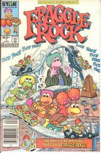 FRAGGLE ROCK (1985 MARVEL/STAR) 1 FN+ April 1985 COMICS BOOK