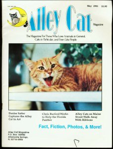 ALLEY CAT #3-1993-JIM IVEY COMIC STRIP DOGS  FEATURE FN