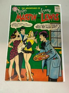 Adventures of Dean Martin and Jerry Lewis  35 GD/VG-