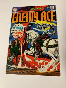 Star Spangled War Stories 147 8.5 Very Fine+ Vf+ Enemy Ace Dc Silver Age