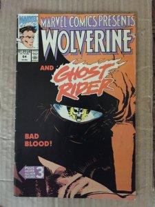 Marvel Comics Presents #64 (1990)
