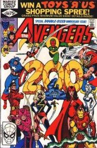 AVENGERS #200 (NG) stock photo
