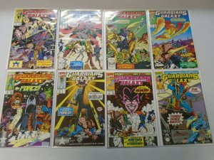 Guardians of the Galaxy lot 49 different from #1-50 8.0 VF (1990-94 1st Series)