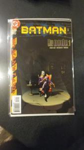 BATMAN #570 HARLEY QUINN 1ST DCU CONTINUITY DC COMICS NO MANS LAND