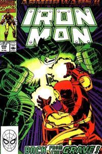Iron Man (1968 series) #259, VF+ (Stock photo)