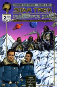 Star Trek: Deep Space Nine Hearts and Minds #2, VF- (Stock photo)