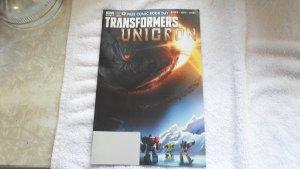 MAY 2018 IDW PUB. TRANSFORMERS UNICRON # 0