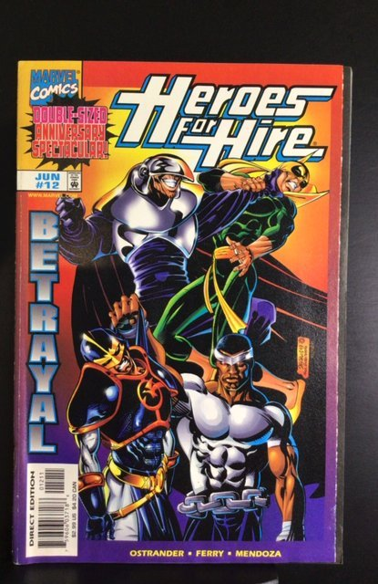 Heroes for Hire #12 (1998)