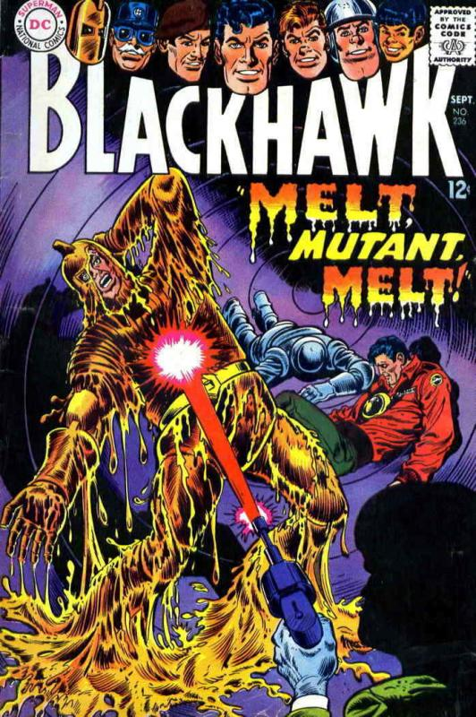 Blackhawk (1st Series) #236 FN; DC | save on shipping - details inside