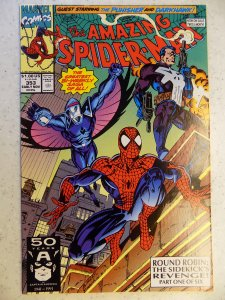 AMAZING SPIDER-MAN # 353 MARVEL ACTION ADVENTURE
