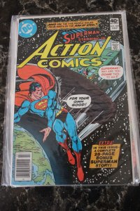Action Comics #509 (DC, 1980) Condition: VF