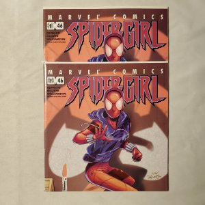 Spider-Girl 46 Good- Miss print