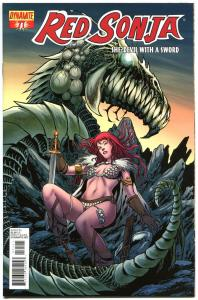 RED SONJA #71, NM-, She-Devil, Sword, Walter Geovani, 2005, more RS in our store