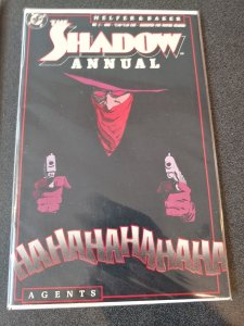 ​THE SHADOW ANNUAL #2 VF+