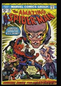 Amazing Spider-Man #138 VF/NM 9.0 Marvel Comics Spiderman