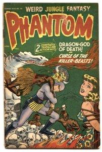 Harvey Comics Hits PHANTOM #56-1952-Jungle Skull Bondage cover VG-