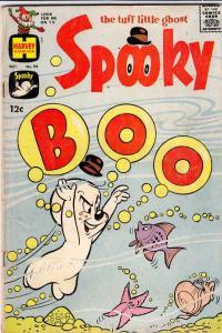 Spooky #94 (Oct-66) VG/FN+ Mid-Grade Spooky