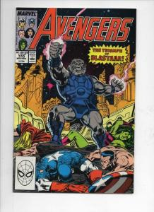 AVENGERS #310, VF/NM, Captain, Thor, Blastaar, 1963 1989, more Marvel in store