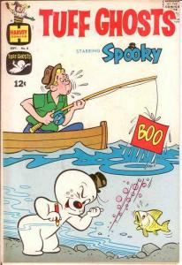 TUFF GHOSTS (1962-1970) 8 VG+ September 1963 COMICS BOOK
