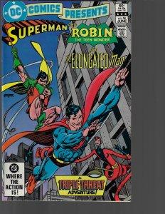 DC Comics Presents #58 (DC, 1983)