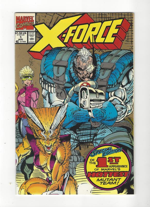 X-Force #1 Gold Edition NM