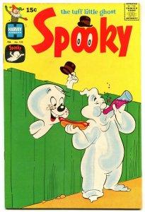 SPOOKY #122 1971-HARVEY COMICS-CASPER FRIENDLY GHOST VF/NM